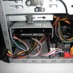 自作PC弐号機にHDD取付!2.5インチ用のマウンタを購入!