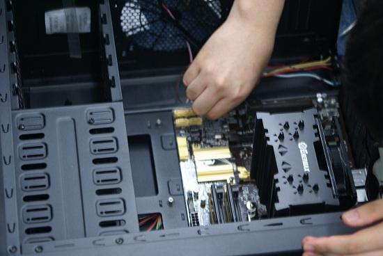 マザーボード PCケース