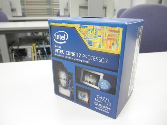Core i7 4771 自作PC