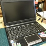 EeePC901にWindows7!BIOS更新でブラックアウト回避する方法!