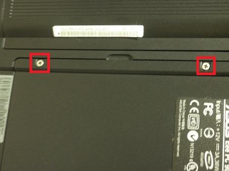 Eee PC 901 分解