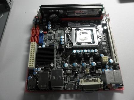 自作PC 二号機 マザーボード