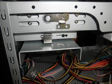 MINI-ITX 内装