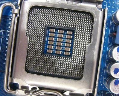 CPU ソケット