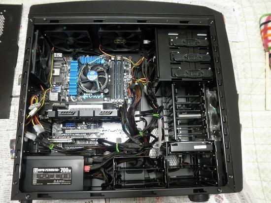 自作PC 掃除