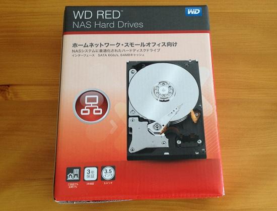 WD Red 信頼性