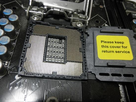 CPU カバー
