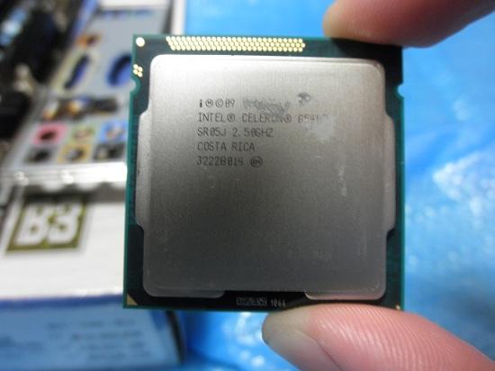 CPU タイル