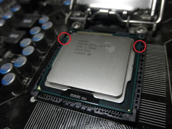 CPU 設置