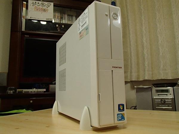 FRONTIER BTOパソコン