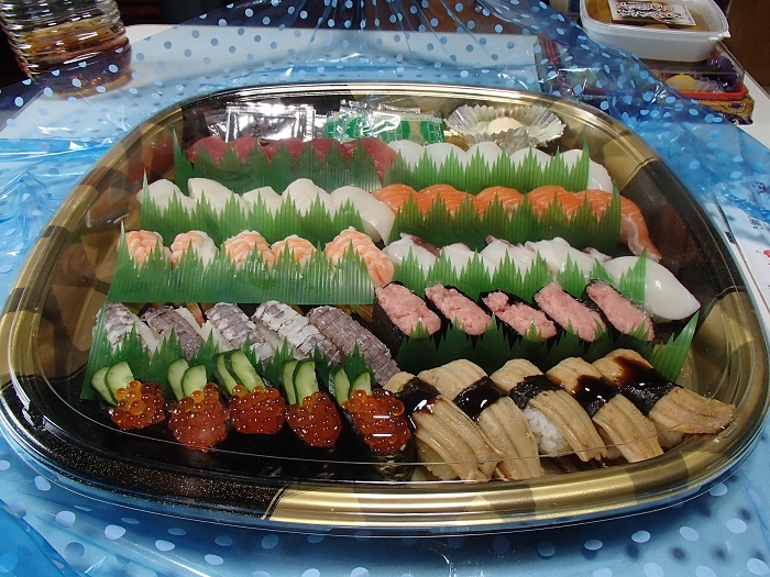 自作PC お寿司