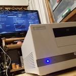 祖父と新年早々に自作PCを組む!元旦初イベントで高性能マシンを製作!白いミニタワーのデザインがかっこいい!