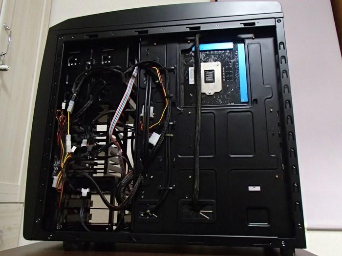 自作PC 裏配線