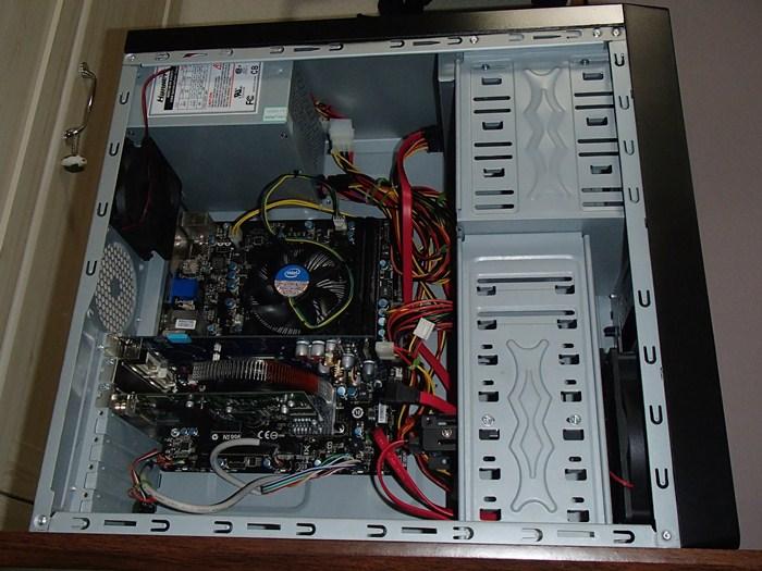 自作PC サブ機
