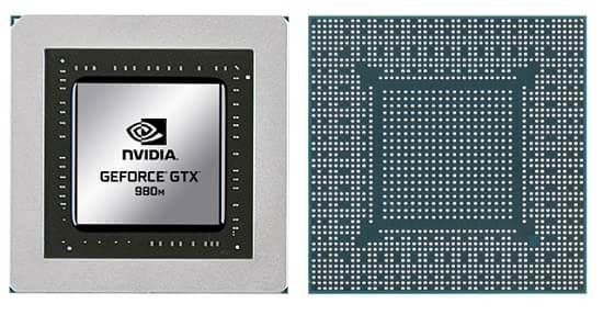 GeForce GTX 980M 性能