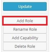 User Role Editor 使い方