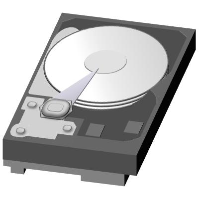 HDD アイコン