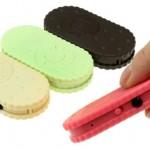 可笑しいお菓子なビスケット型MP3プレーヤー!女子ウケする可愛いデザインと機能!SDカードの容量と曲の入れ方は?