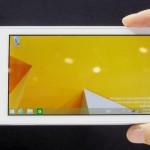 驚異の5インチ極小スマホ型タブレットをおすすめ!富士通のWindows8.1内蔵の小型化SIMフリー端末!最新世代AtomとフルHD液晶搭載!