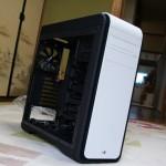 近未来なデザインのエアロクールDS200をレビュー!かっこいいファンコン搭載の静音PCケース!想像以上に大きい冷却防塵対策のミドルタワー!