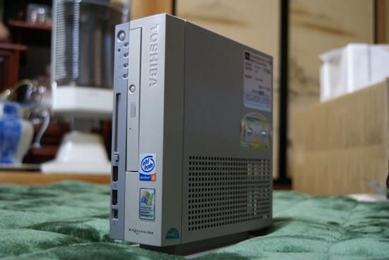 超小型PCケース 分解