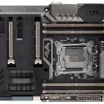 ASUSの独自規格「OC Socket」採用の高耐久ATXマザーボード現る!スマホで温度やファン回転数を監視機能搭載のX99シリーズ!