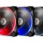 Antec独自のLED発光リング搭載PCケースファン!静音性も兼ねたノイズ低減のTrueQuiet 120 UFOが発売!