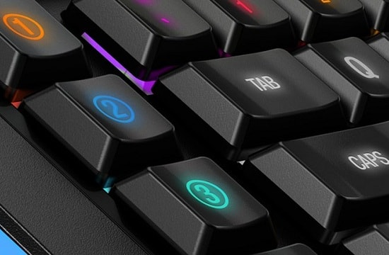 SteelSeries ゲーミングキーボード