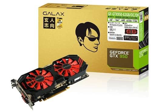 GF-GTX950-E2GB/OC/DF