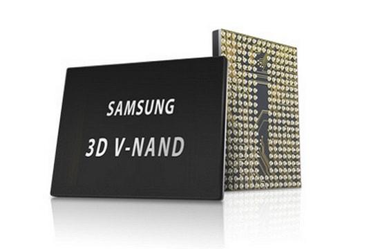 3D V-NAND 耐久性