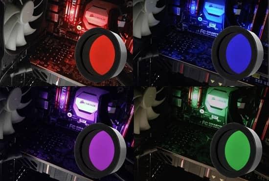 自作PC イルミネーションライト