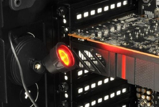 PCケース LEDライト