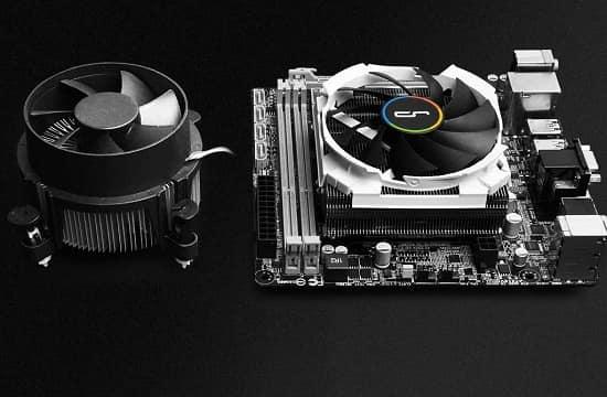 超小型 CPUクーラー