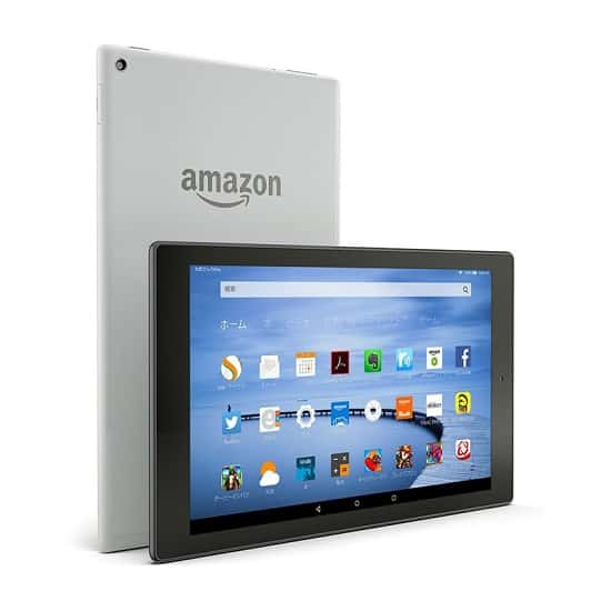 Amazon タブレット 10インチ