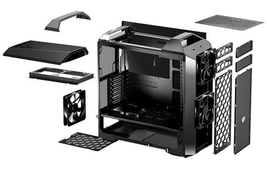 CoolerMaster PCケース