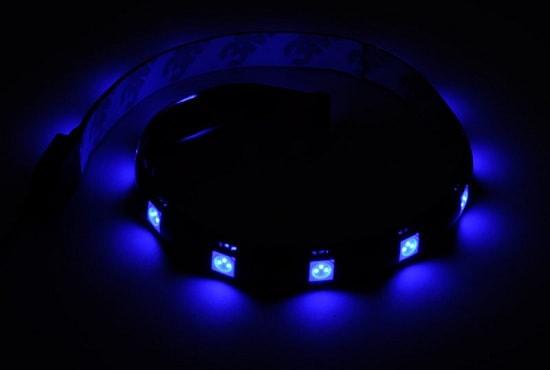 自作PC LEDバンド