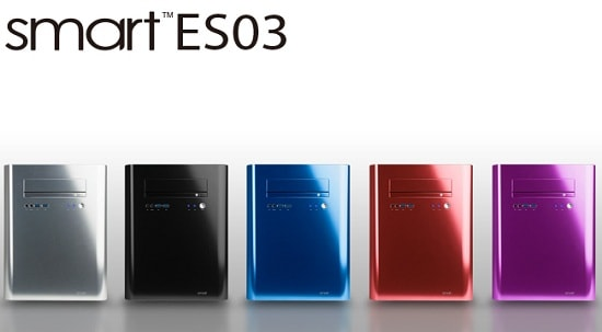 smart ES03 色