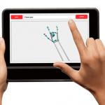 手話 自動認識 タブレット