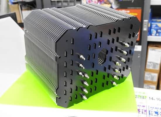 超高冷却 CPUクーラー