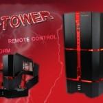 驚愕の30万円超の自動変形型PCケースH-Towerが国内販売決定!In Win製の豪華な製品が予約可!自作PCユーザの夢が膨らむ!