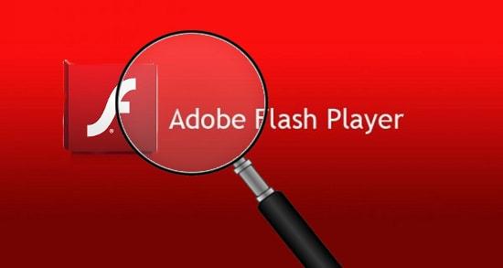 Flash Player インストール