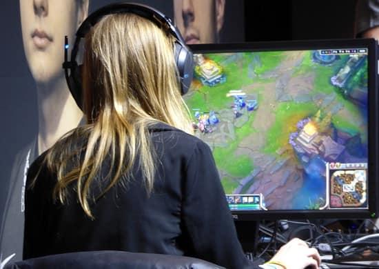 自作PC ゲームをプレイする人