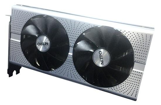 Radeon RX 480 サファイア