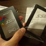 ADATAのPremier SP550のベンチマーク!SSDの速度性能や耐久性をレビューと評判!