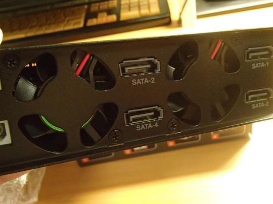 5インチベイ HDD 冷却ファン