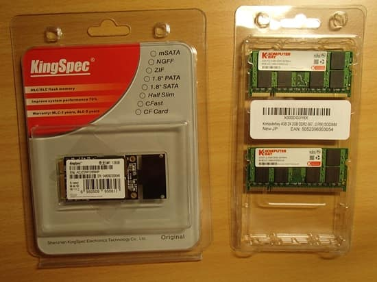 Eee PC 901 128GB SSD