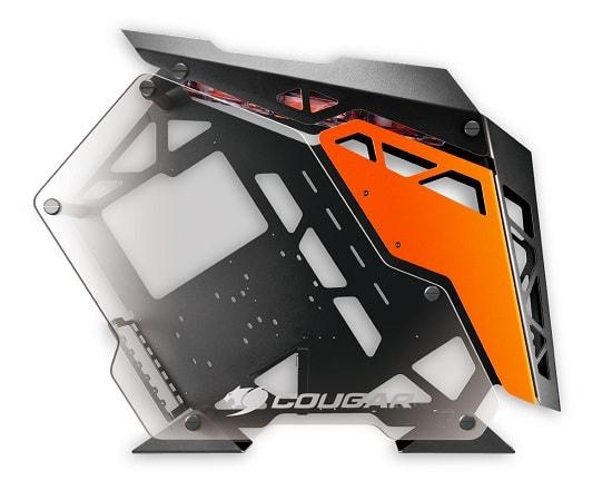 強化ガラス PCケース