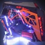 LED 装飾 PCケース