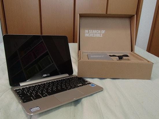 ASUS Chromebook 最新