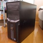 DellのBTOサーバ機PowerEdge T110 IIを購入!内部清掃と電源ユニットの換装作業!